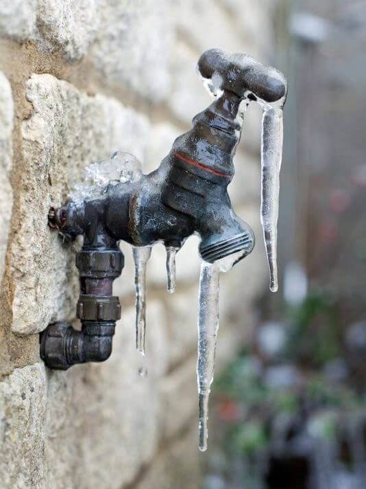 5 Tips to Keep Your Pipes From Freezing - The Agent Insurance