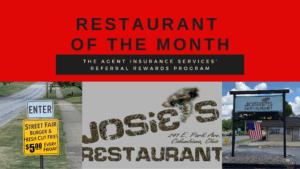 Josie's Restaurant